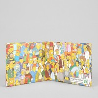 DYNOMIGHTY Simpsons Wallet - Urban Outfitters