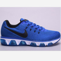 """NIKE"" Fashion men Running Sport Casual Shoes Sneakers  Royal blue"