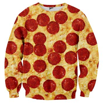 Sausage Pizza Sweater