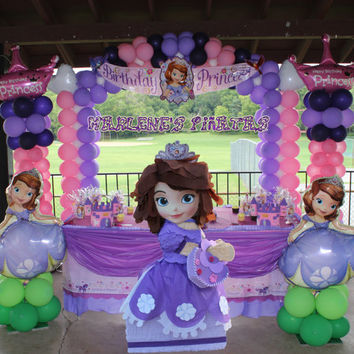 Sofia the First Pinata, Princess Sofia