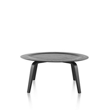 Herman Miller Eames® Molded Plywood Coffee Table with Wood Base