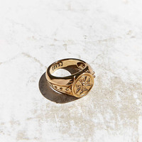 Sabo Luxe X Luv Aj Abel Signet Ring - Urban Outfitters