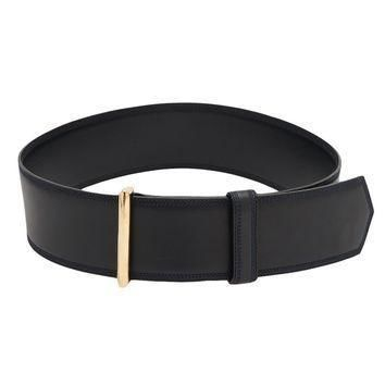 Gucci Vintage Wide Leather Belt