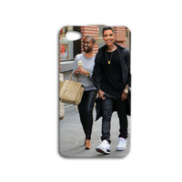 Kim Kardashian Kanye West Phone Case Cute iPod Case Funny iPhone Case Face Swap iPhone Cover iPhone 4 iPhone 5 iPhone 4s iPhone 5s iPod Case