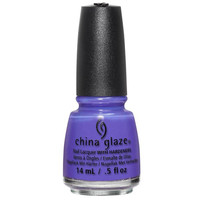 China Glaze - I Got A Blue Attitude 0.5 oz #83549