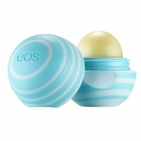 eos Visibly Soft Lip Balm Sphere, Vanilla Mint