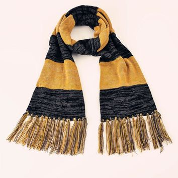 Fantastic Beasts Scarf Fantastic Beasts and Where to Find Them Scarf Newt Scarf Cosplay Warm Winter Scarf Christmas Gift