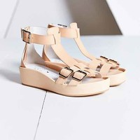 Jeffrey Campbell Europa Double Buckle Sandal-