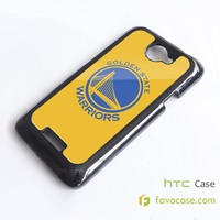 GOLDEN STATE WARRIORS HTC One X, M7, M8 Phone Case Cover