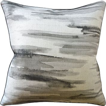 Awash Haze Decorative Pillow