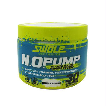 Swole N.o. Pump Unflavored