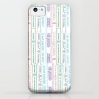 Society6 - Tfios, Looking For Alaska, An Abundance Of Katheri… iPhone & iPod Case by Anthony Londer