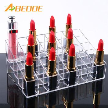 Acrylic Cosmetic Storage Box Holder
