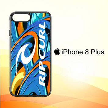 Rip Curl logo Z3299 iPhone 8 Plus Case