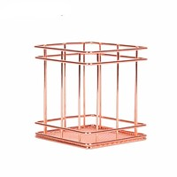 Rose Gold Organizer