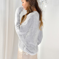 Grey Wetherly Sweater