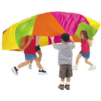 "Costco - ""Playchute"" Parachute with  10-foot Diameter"