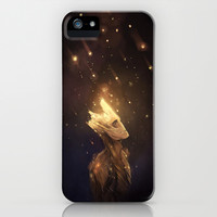Groot: Spores iPhone & iPod Case by Megatruh