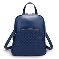 Hot Deal College Back To School Comfort On Sale Simple Design Stylish Casual Soft Backpack [6581506183]
