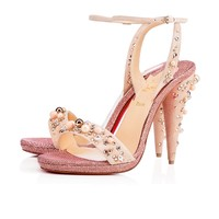 Gelila 120 Version Poudre Glitter - Women Shoes - Christian Louboutin