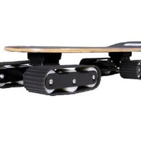 Rockboard Descender Skateboard, Red