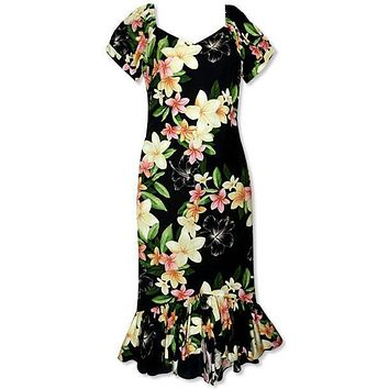 pebble hawaiian malama dress