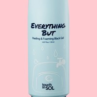 Touch In Sol Everything But Peeling & Foaming Black Gel | Nordstrom
