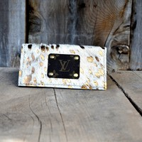 LV Cowhide Acid Wallet