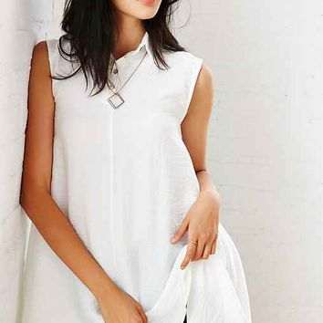 Silence + Noise Trapeze Tunic Top