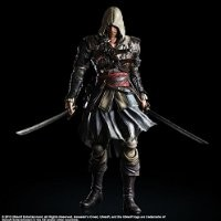 Square Enix Play Arts Kai Edward Kenway Assassin's Creed Action Figure
