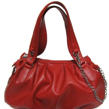 Penny Urban Moxy Red Concealed Carry Purse Handbag