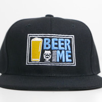 "CRAFT BEER HAT - ""BEER ME"" 