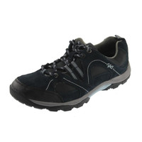 Ryka Womens Canyon Suede Athletic Hiking, Trail Shoes