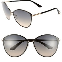 Women's Tom Ford 'Penelope' 59mm Sunglasses