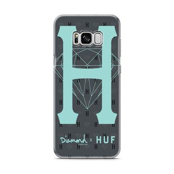 Diamond Supply Co X HUF Samsung Galaxy S8 | Galaxy S8 Plus case