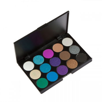 15 Colors Cosmetic Make-up Eye Shadow Palette