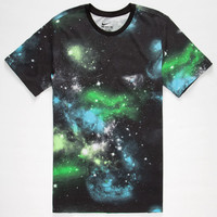 Nike Sb Nebula Mens T-Shirt Black Combo  In Sizes