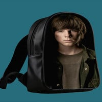 The Walking Dead Carl Grimes for Backpack / Custom Bag / School Bag / Children Bag / Custom School Bag *