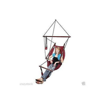Blue Sky Hammocks Hanging Chair With Hammock Straps