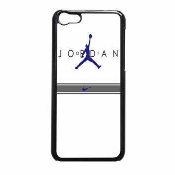 CREYUG7 Jordan Flight Blue iPhone 5c Case