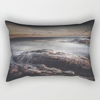 We are colliders Rectangular Pillow by HappyMelvin