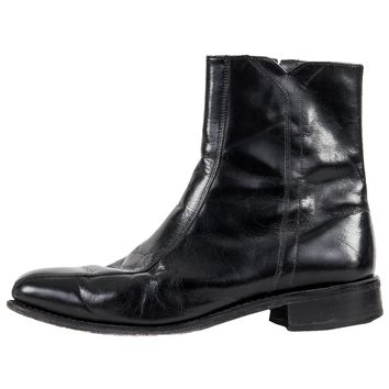 Icon Leather Boots