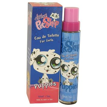 Littlest Pet Shop Puppies by Marmol & Son Eau De Toilette Spray 1.7 oz for Women