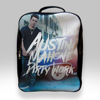 Backpack for Student - Austin Mahone Dirty Work Bags