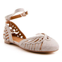 Gomax Women's Cambay Orsay Flat | Overstock.com Shopping - The Best Deals on Flats