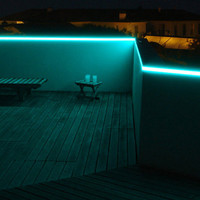 EL TAPE (200 cm long) in various glowing colors and different widths (1.5 cm and 2 cm)