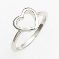Ariella Collection Symbol Ring | Nordstrom