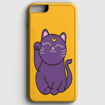 Cat Maneki Neko Luna iPhone 7 Case