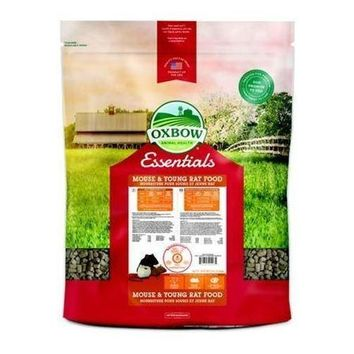 Oxbow Essentials Mouse & Young Rat Food 25 lbs