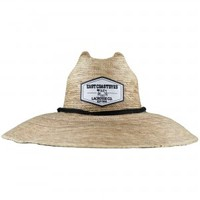 LE ECD Straw Hat